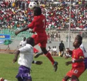 Liberty beat Kotoko 1-0 to lift GLO/GHALCA trophy